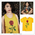 SUMMER nununu  BOYS GIRLS T SHIRTS BABY BOY CLOTHES /children clothing bos./vetement enfant reine des neiges garcon KIKIKID
