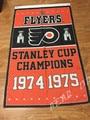 NHL Philadelphia Flyers flag 3ftx5ft Banner 100D Polyester Flag metal Grommets