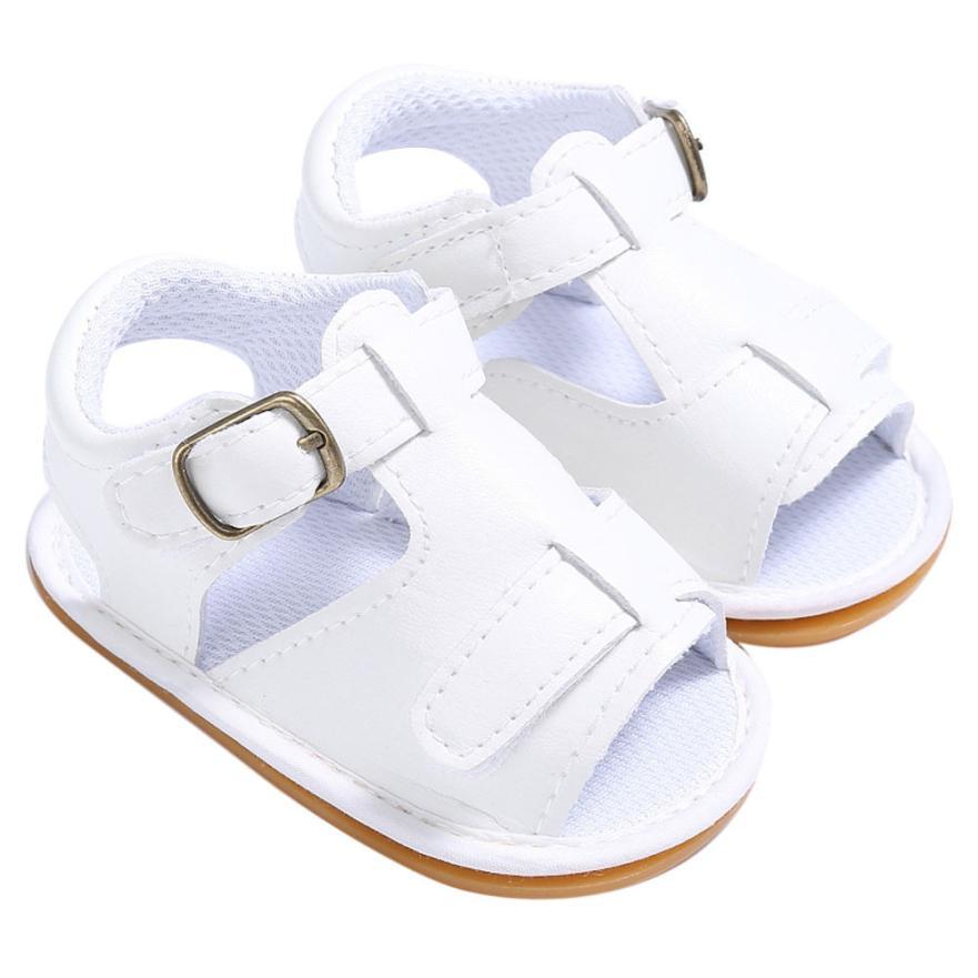 TELOTUNY Baby Infant Kids Girl boys Crib Toddler Newborn Sandals Shoes V1156