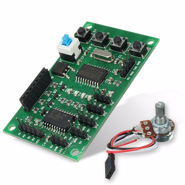 programmable 2 phase 4 wire 4 phase 5 wire stepper motor driver programmable 2 phase 4 wire 4 phase 5 wire stepper motor driver control board robot car