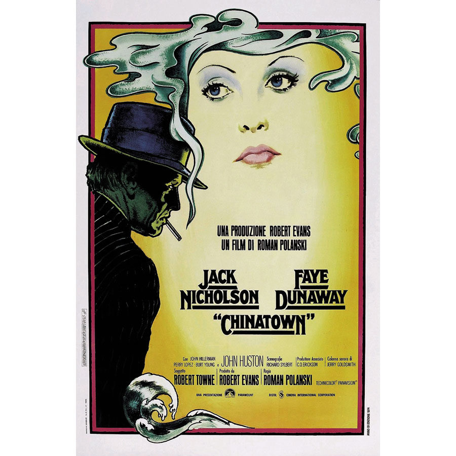 Online Shop J1366-CHINATOWN 1974 Jack Nicholson Roman Polanski Movie ...
