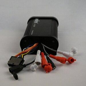 Image 3 - Wasserdichte Marine Bluetooth Verstärker mit USB AUX Audio Streaming Musik Smart Telefon Lade für UTV ATV Motorrad Boot