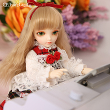 Fairyland Littlefee Chloe 1/6 Doll BJD Fullset FL Model Girls Boys Eyes High Quality Toys Shop Resin Luts LCC Lati