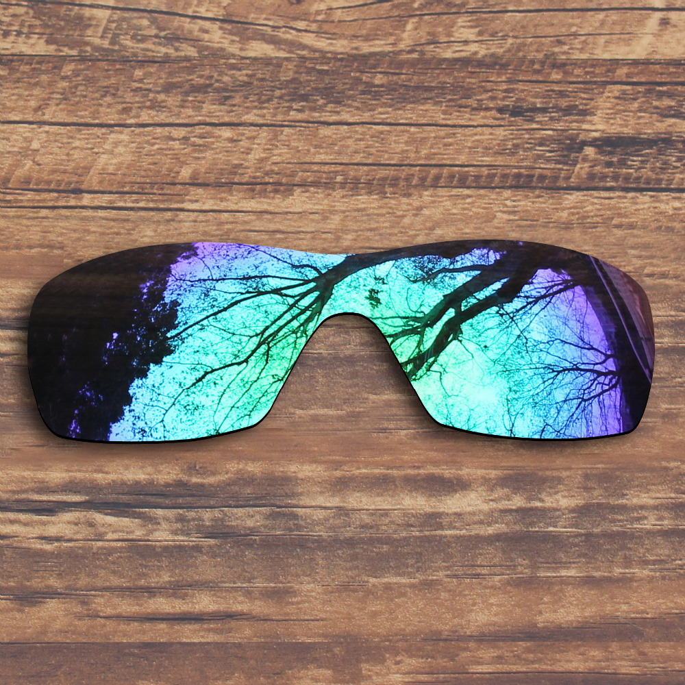 527adff7b8b ToughAsNails Polarized Replacement Lenses for Oakley Dart Sunglasses Green  Mirrored (Lens Only)-in Accessories from Apparel Accessories on  Aliexpress.com ...