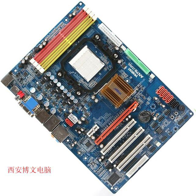 An78 Ares v1.1 computer board integrated graphics all solid state ddr2 dual-core quad-core 100% tested perfect quality g31 775 ddr2 integrated board 945g 100% tested perfect quality