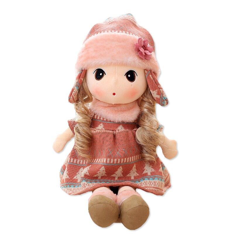 Genuine 40cm/60cm/90cm Kawaii Kids Toys For Hair Girls Doll Children Gift