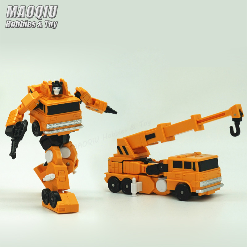 NEW Transformed Toys Papa toys PP-01 Camera Brothers Boys Toys In Stock