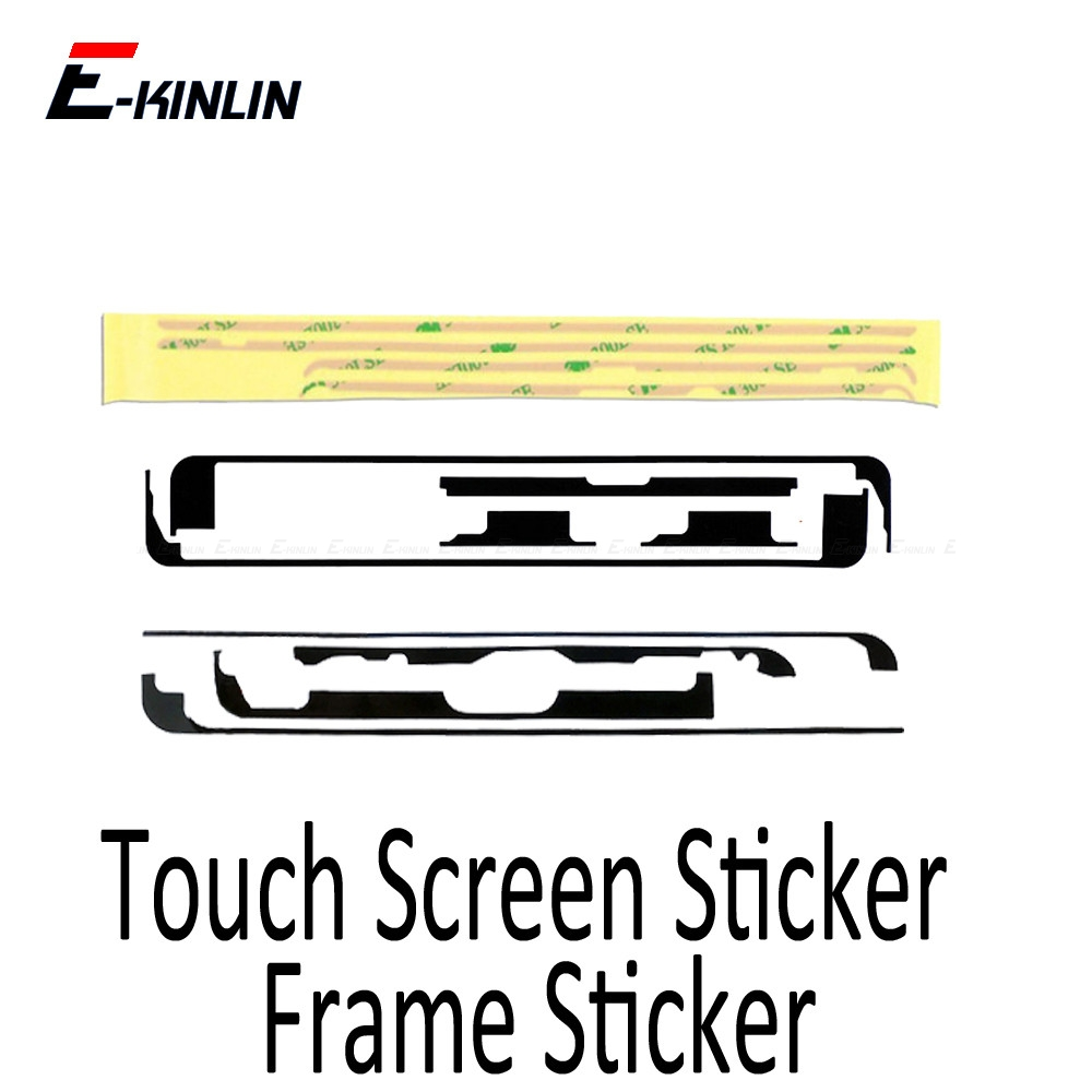 Adhesive Glue Tape LCD touch frame For Apple iPad 6 air 2
