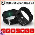 Jakcom b3 banda inteligente novo produto de relógios inteligentes como o telemovel cartão sim smartwatch montre de luxe hublo