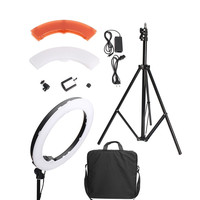 5500K 40W LED Ring Light Kit Camera Photo Studio Phone Video Photography Ring Lamp Light With