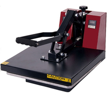 cheap used t shirt heat press machine with plate size 38x 38cm