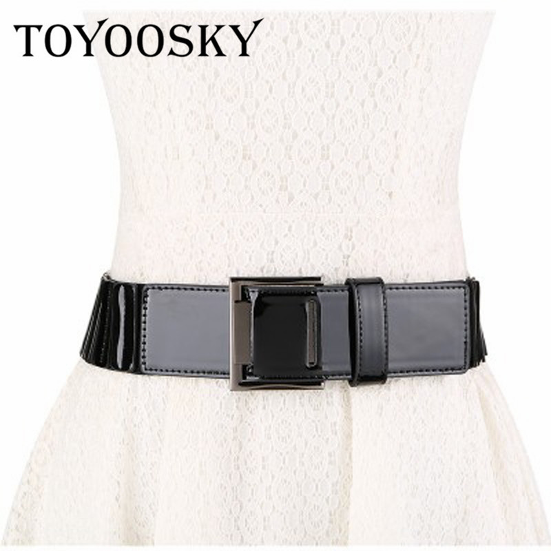 2019Fashion WomenPU Belts For Popular Top Quality of All Match Lady Belt Alloy Pin Buckle for Party Daily Casual Belts TOYOOSKY in Women 39 s Belts from Apparel Accessories