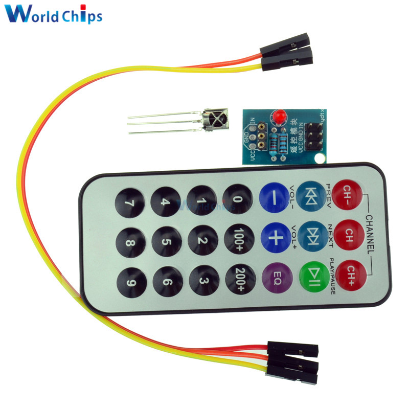 All kinds of cheap motor arduino ir remote receiver in All A