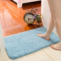 Anti slip Bath Mat For Toilet Colorful Bathroom Carpet For Decor Bathroom Kitchen Carpet Bathroom Carpet GRB035