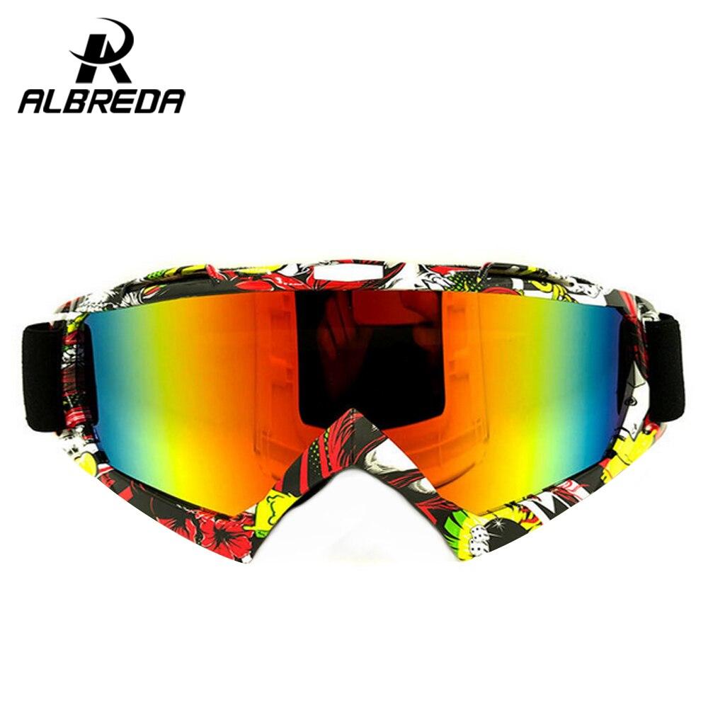 Prix pour ALBREDA équitation lunettes de Ski Lunettes UV Protection Ski Snowboard Patinage Lunettes Lunettes Unisexe Adultes Lunettes de Soleil Lunettes