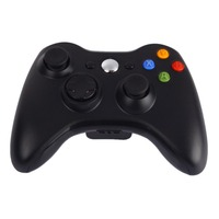 2.4G Wireless Bluetooth Gamepad For XBOX 360 Controller Black And White Bluetooth Gome Handle Joystick hot