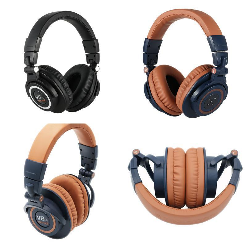 V8-3 pliable Super basse sans fil casque Bluetooth 4.0 jeux casque avec suppression de bruit