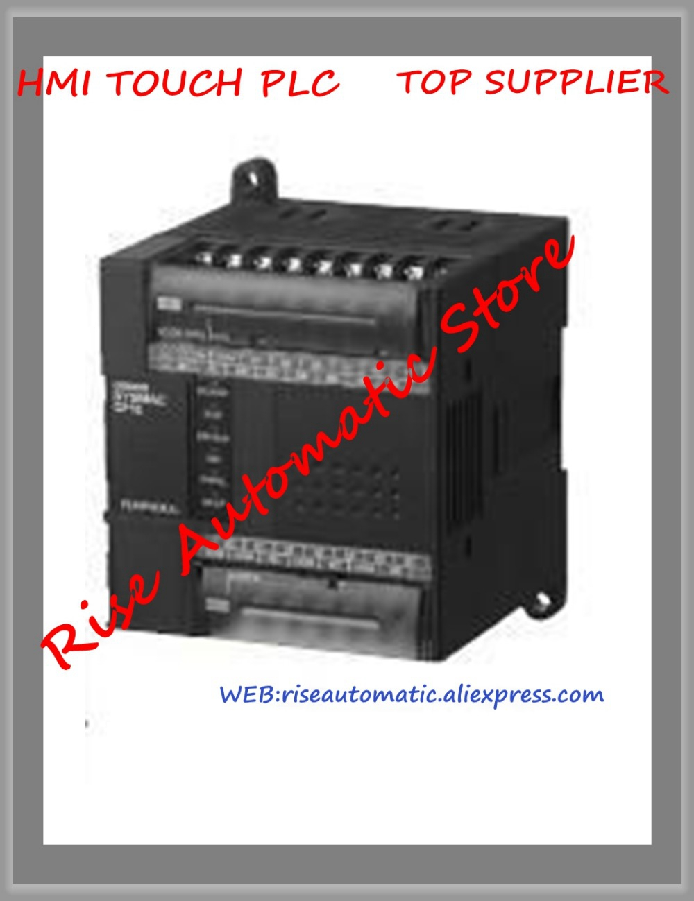 цена на New Original unit 12 DI 8 DO Relay Programmable Logic controller CP1E-N20DR-A AC100-240V