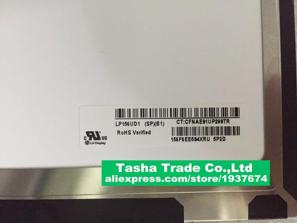 LP156UD1 SPB1 LP156UD1 SPB1 Screen LCD Screen Display Panel IPS 4K UHD 3840 2160 Original New