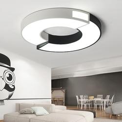 Nowoczesne lampy sufitowe led do salonu sztuki książki lampy sufitowe do motocykli owalny kształt biały jadalnia oświetlenie sypialni|modern led ceiling lights|ceiling lightslight for living room -