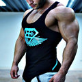 Musculation 2016 ginásios clothing vest musculação academias de fitness homens undershirt regatas tops golds undershirt sportswear jerseys