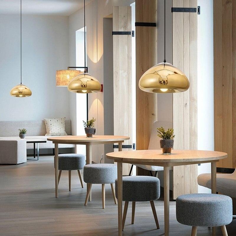 modern glass pendant lamps for restaurant hemp pendant lamp decoration adjustable pendant lamp kitchen led pendant light for bar