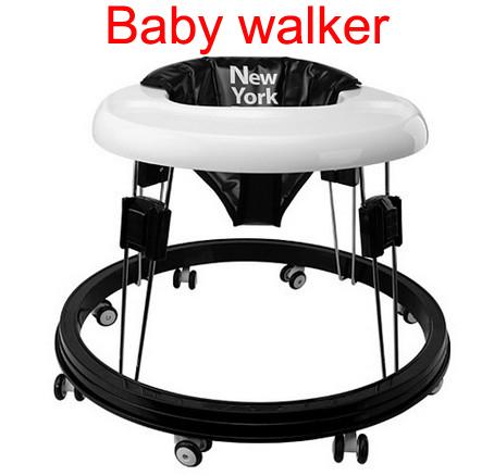 Protable plegable andador andador párr bebe jugando coche de juguete infantil caminantes bicicleta plegable mecedora correpasillos bebe