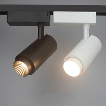 LED Track Light 5W COB Track Lamp Rail lamp led Spotlights clothing Store shop living room aisle lights