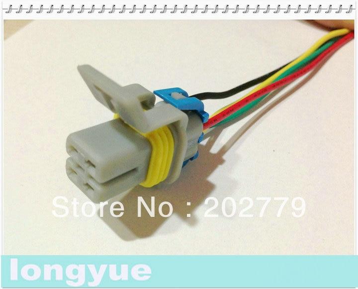 longyue 10 pcs O2 oxygen sensor pigtal Fuel Pump Wiring Harness with