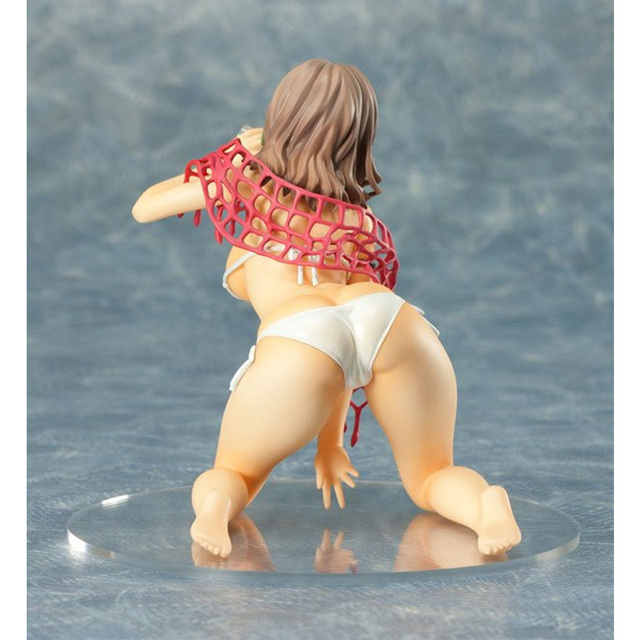 FMRXK 1/7 Manami OrchidSeed Tosh Menkui Remove Clothes PVC Action Toy Figures Japanese Anime Figure Sexy Girl Collectible 4