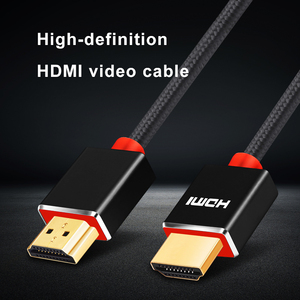 Image 5 - SL Cavo HDMI Ad alta velocità Supporta Ethernet,4K,1080P 3D e Canale di Ritorno Audio Più Nuovo Standard di 1M 2M 3M