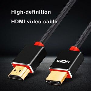 Image 5 - SL HDMI câble haute vitesse prend en charge Ethernet,4K,1080P 3D et canal de retour Audio nouvelle norme 1M 2M 3M