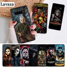 Lavaza The Curse Of Michael Myers Horror Silicone Case for Samsung S6 Edge S7 S8 Plus S9 S10 S10e Note 8 9 10 M10 M20 M30 M40
