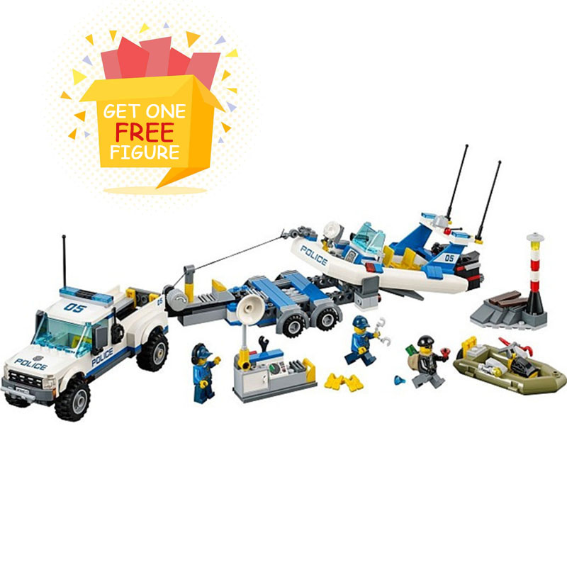 Bela Pogo Compatible Legoe Motorcycle Car Boat Stations Model Urban Police City Building Blocks Bricks toys for children 1700 sluban city police speed ship patrol boat model building blocks enlighten action figure toys for children compatible legoe