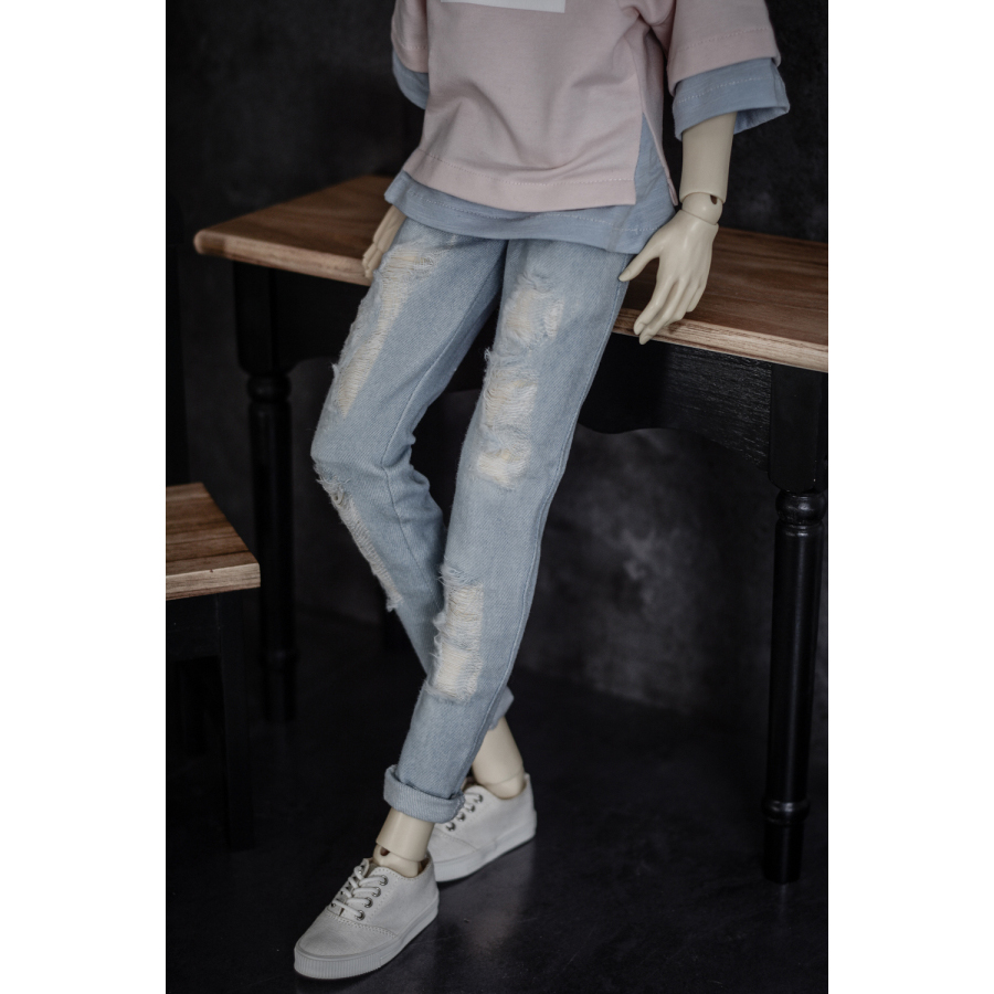 "BJD Long Pants Trousers Leggings For Male 1//3 24/"" 60cm SD DK DZ Volks Doll"