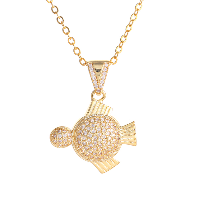 2017 new fashion statement womens pendants necklaces animal jewelry 2017 new fashion statement womens pendants necklaces animal jewelry micro pave zircon crystal copper cuckold necklace aloadofball Images