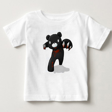 Gloomy Bear children T shirt 2018 Newest Digital print Cartoon - summer boy and girl T-shirt