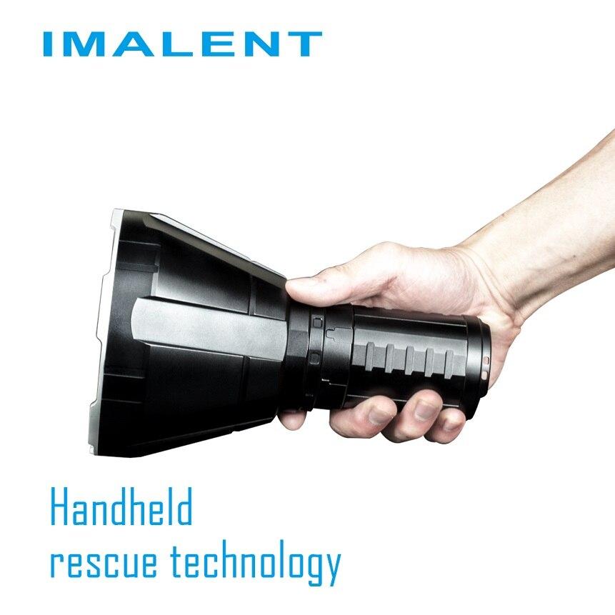 IMALENT R70C LED lampe de Poche CREE XHP70 6500 LM avec 18650 Batterie et USB magnétiquement chargés pour Extérieure Lumière de Recherche