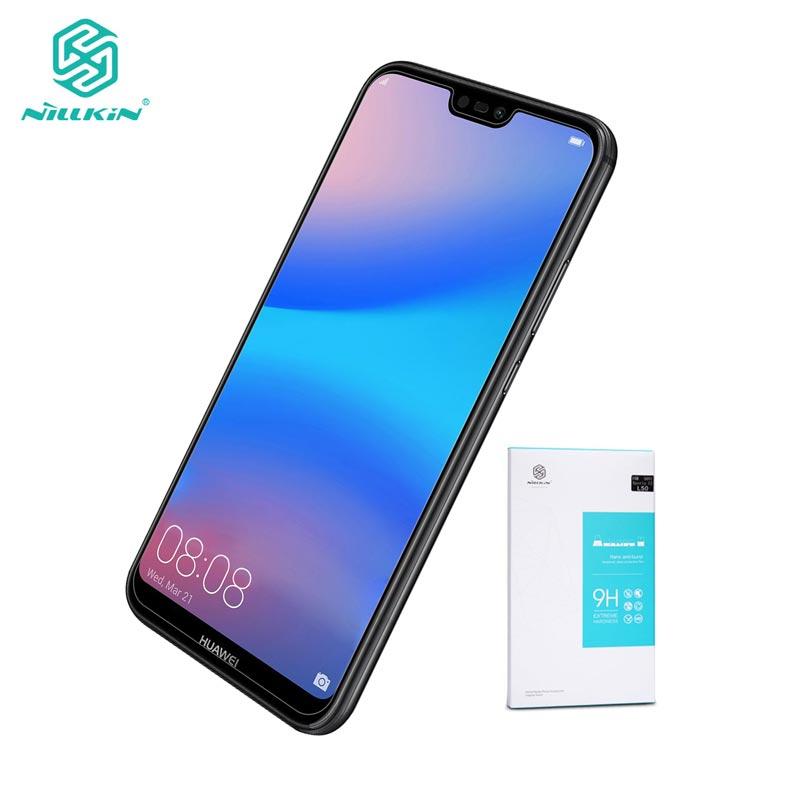 Nillkin Huawei P20 Lite Incrível H 0.33 MM Tela de Vidro Temperado protetor de Vidro Para Huawei Lite P20/P20Lite/Nova 3E
