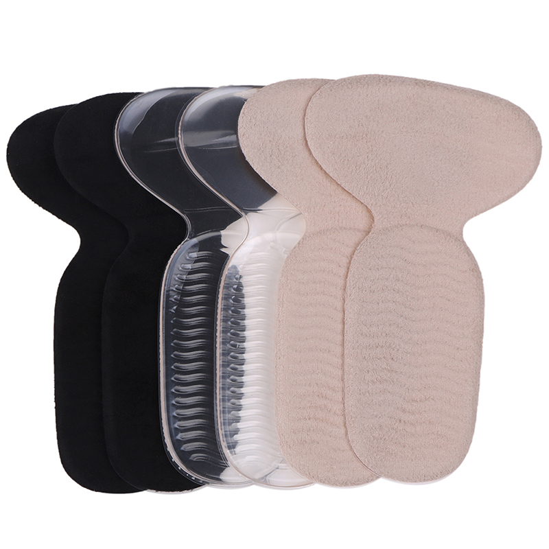 1Pair T-Shape Foot Heel Protector Cushion Pads for Women High Heel Grips Liner Arch Support Orthotic Shoes Insert Insoles1Pair T-Shape Foot Heel Protector Cushion Pads for Women High Heel Grips Liner Arch Support Orthotic Shoes Insert Insoles