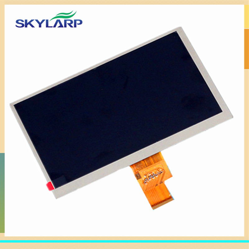 skylarpu 7 inch for Matrix IconBit Nettab SKY 3G DUO Tablet LCD Screen Lens glass Viewing Screen Replacement (without touch)