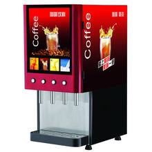 Commercial Multifunctional Automatic Coffee Machine Hot Tea Coffee Milk Machine