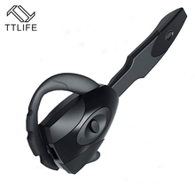 TTLIFE EX-01 EarHook Wireless Stereo Bluetooth Gaming Headset Headphone Earphone Handsfree with Mic for PS3 Smartphone Tablet PC