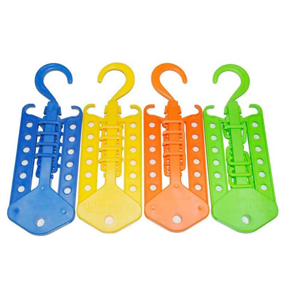 NEW Multi-function Magic Hangers Clothes Rack Home Organization Foldable