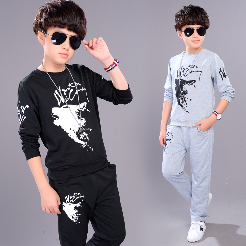 Spring Autumn Kids Sport Tracksuit 2018 Boys Clothing Set Children Clothing Sets Kids Clothes Boy Suits For Boys Clothes Spring