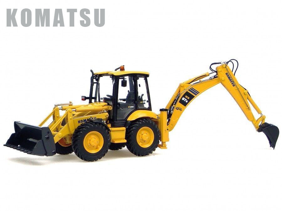 UH8015 UH Universal Hobbies Komatsu WB 97S Construction Machine 1/50 Diecast viking viking vi221akgos49 page 3 page 2 page 3 page 5 page 1