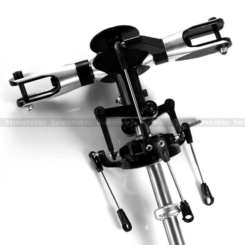 Gartt 550 Flybarless Main Rotor Head For Align Trex 550 Helicopter align trex 500dfc main rotor head upgrade set h50181 align trex 500 parts free shipping with tracking