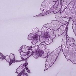 Image 5 - 100x250 cm 1 pc tkaniny na zasłony wykrawania pół cieniowania zgniłe kurtyny
