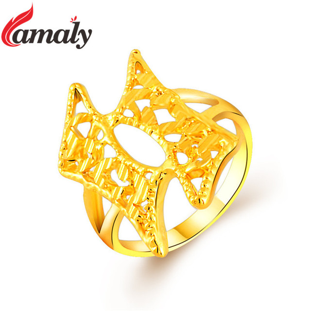 CAMALY Brand New Design Rings for Women Lady Fashion Wedding