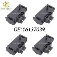 New 4pcs 16137039 MAP Sensor For Chevy Astro Beretta Blazer C1500 C2500 C3500 Camaro Caprice Cavalier Corsica K1500 K2500
